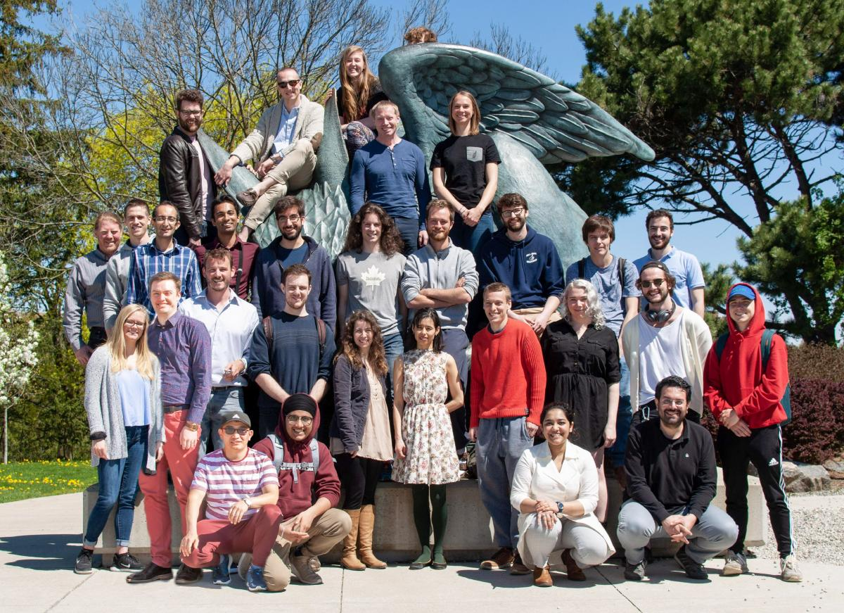 Nuclear Physics Group 2019