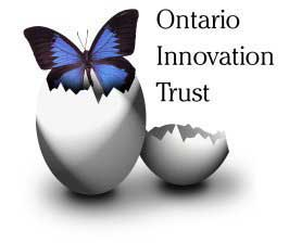 Ontario innovation Trust logo