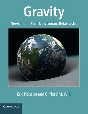 Gravity textbook cover